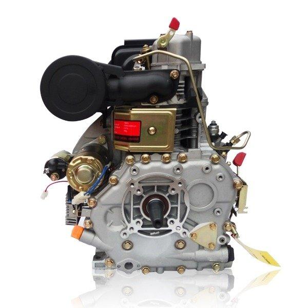 Silnik wysokoprężny 192FA 499cc (kompletny)
