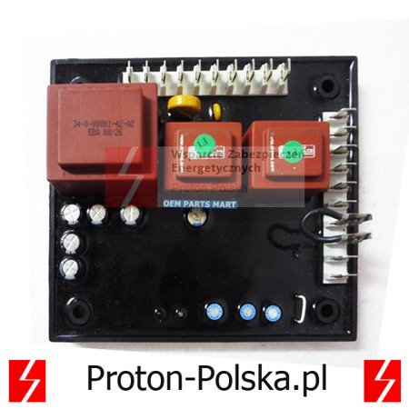 Regulator napięcia R726 Leroy Somer AVR AEM100RE001